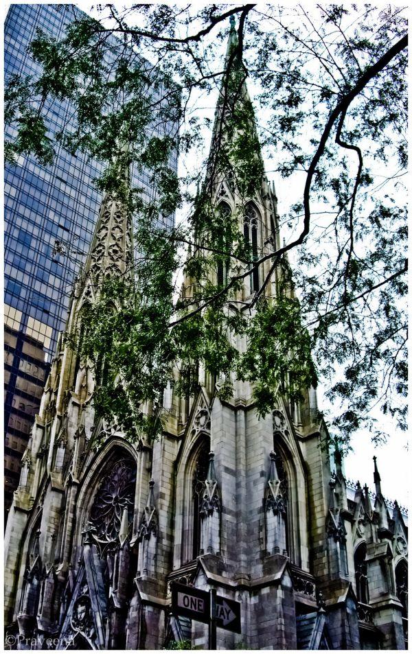 Tirinity Church