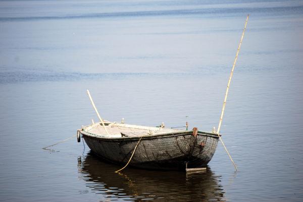 boat to nirvana (hopefully)