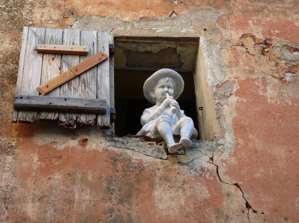 Le petit joueur de flute provençal