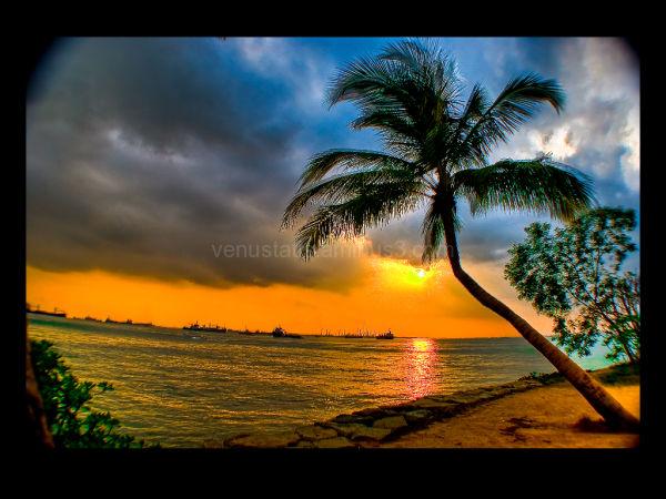 Sentosa Sunset