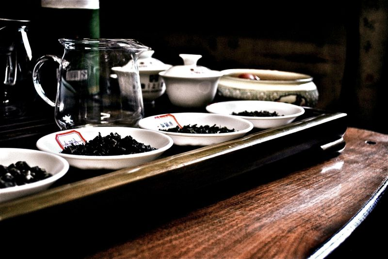 Tea Fu Jian