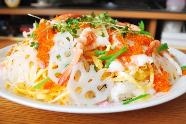 hinamatsuri,sushi