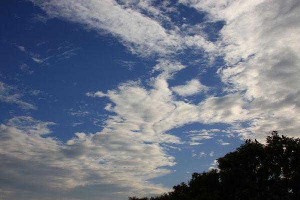 از ابرها بگویم؟