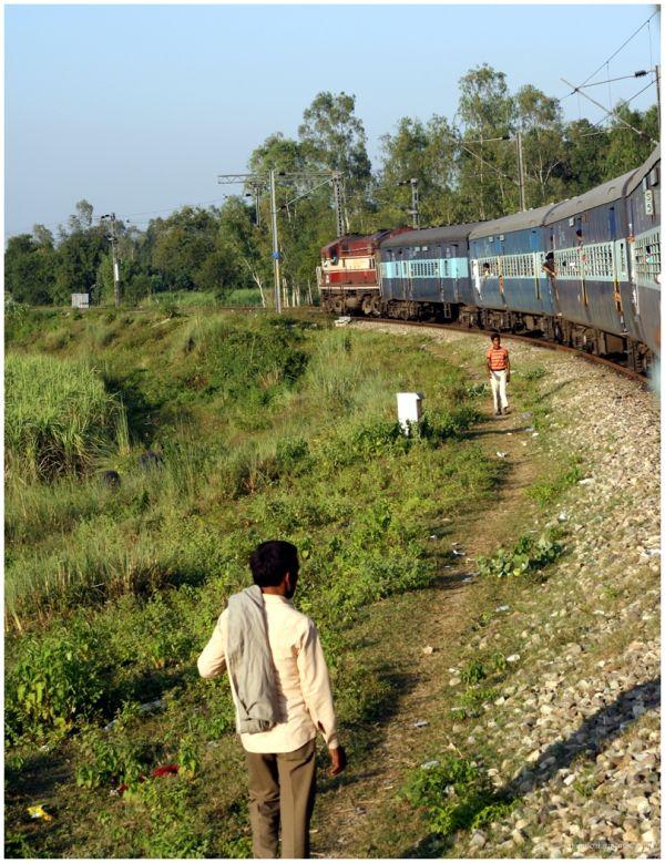 India through Indian Railways -- 2