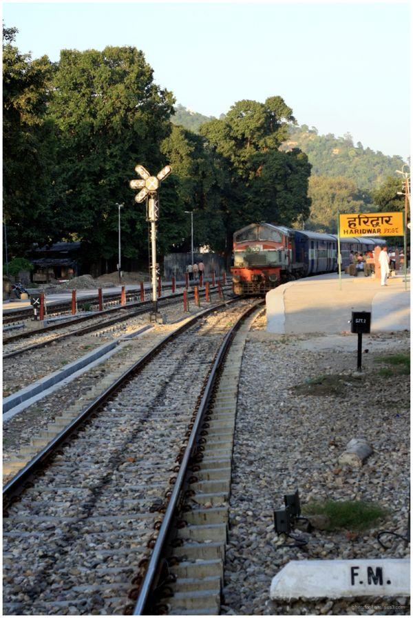 India through Indian Railways -- 8