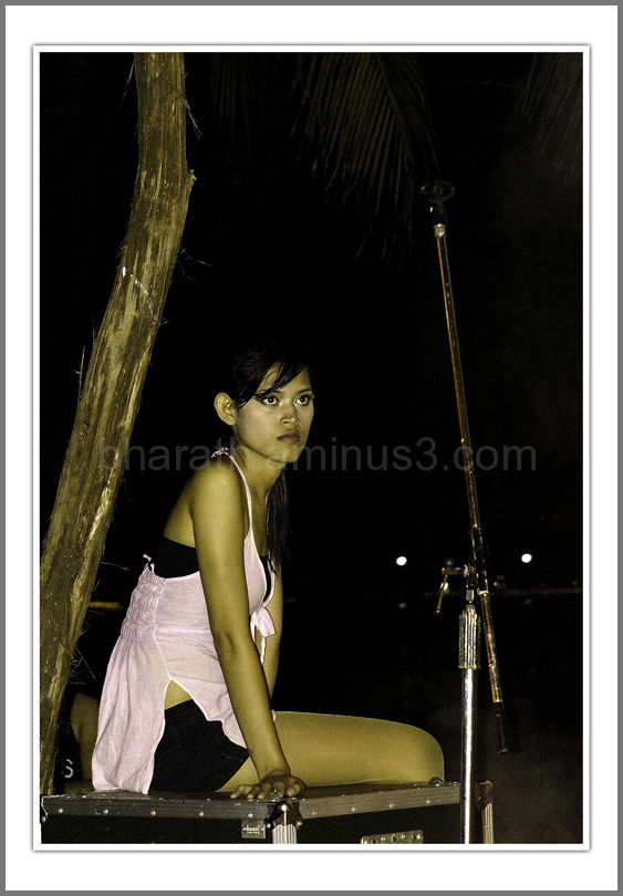 A singer from Rayong