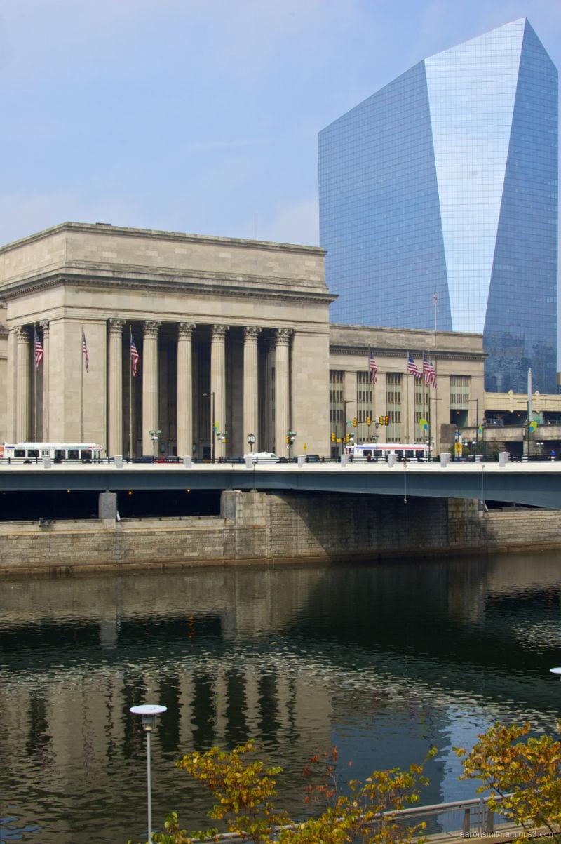 Philadelphia 30th Street Station
