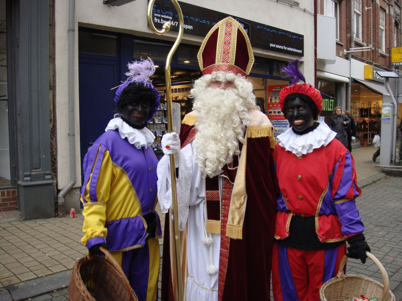Sinterklaas in Aarschot