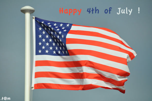 Happy 4th of July !