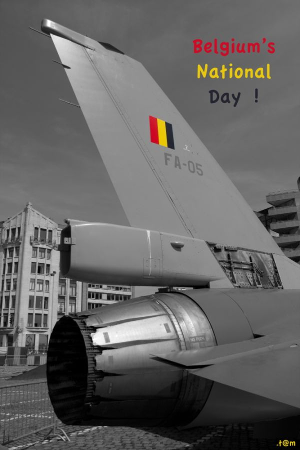 Belgium's National Day !