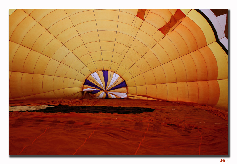 The Hot Air Balloon Flight