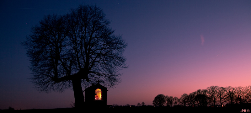 Horst Chapel et night