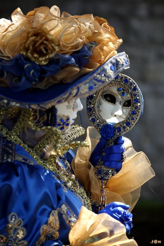 Annevoie 2012, masks, carnaval, venice, costume, p