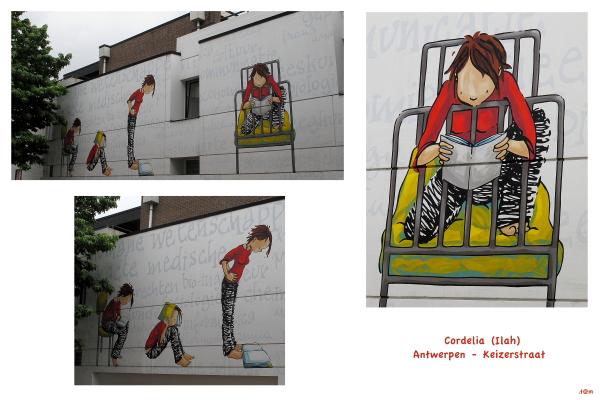 Comics Walls Antwerp 1/7