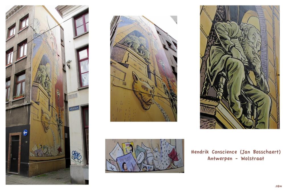 Comics Walls Antwerp 2/7