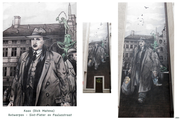 Comics Walls Antwerp 3/7