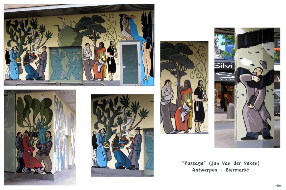 Comics Walls Antwerp 4/7