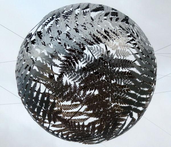 fern globe