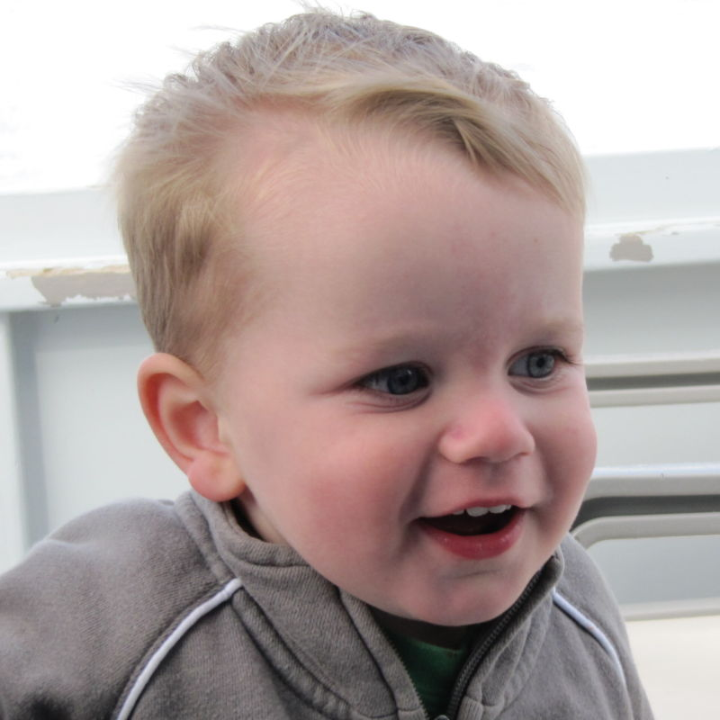 amazement boy portrait expression emotion