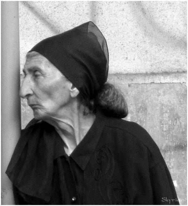 Tbilisi Woman