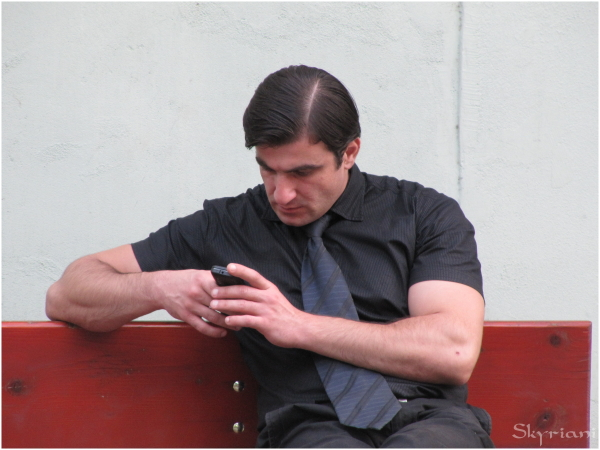 Mobile Phone Obsession
