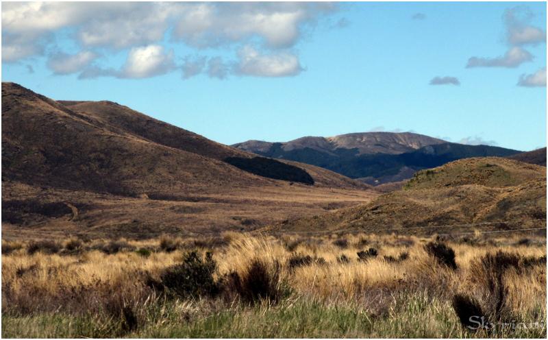 Rangipo Desert