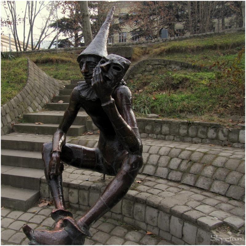 Tbilsi's Public Art VI
