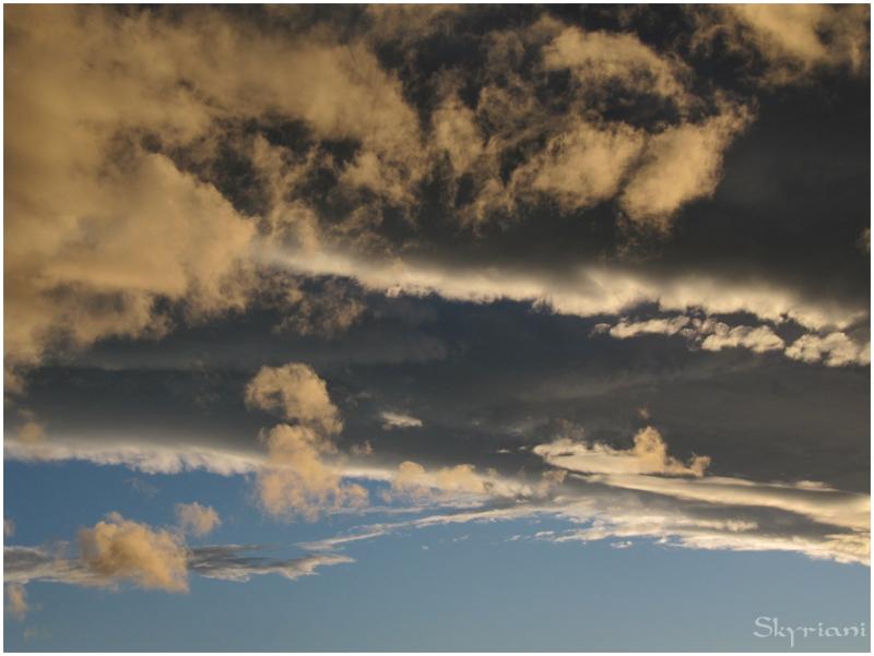 Cloud drama I