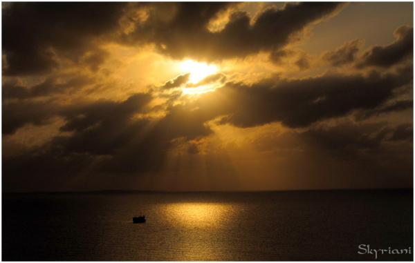 Mozambique Sunrise I