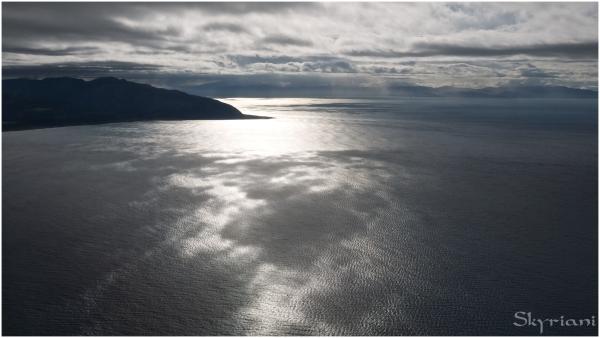 Mountain, Sea and Sky II