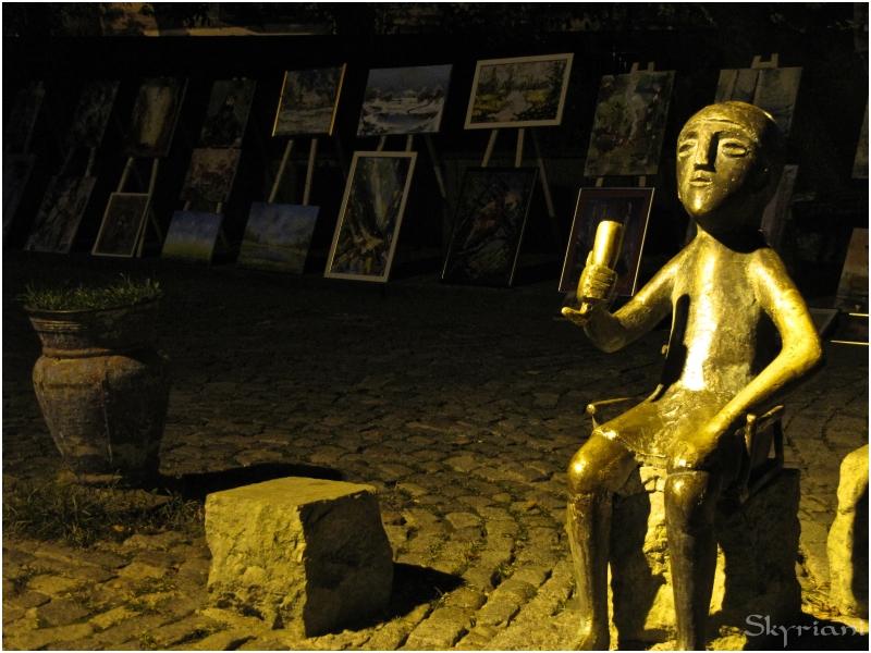 Nightly Exhibition