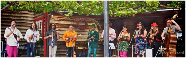 The Wellington International Ukelele Orchestra