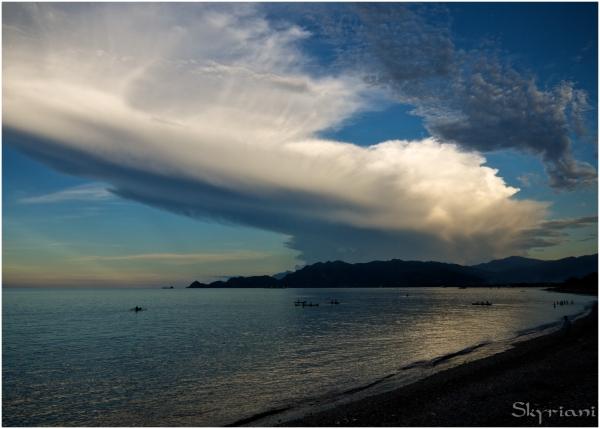 Dili beach