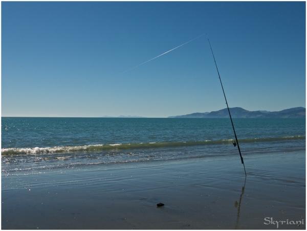 A popular fishing method