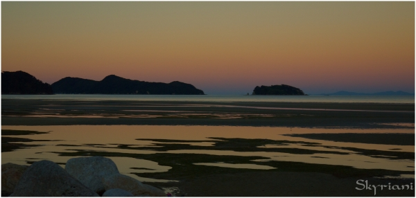 Moncrieff Sunset