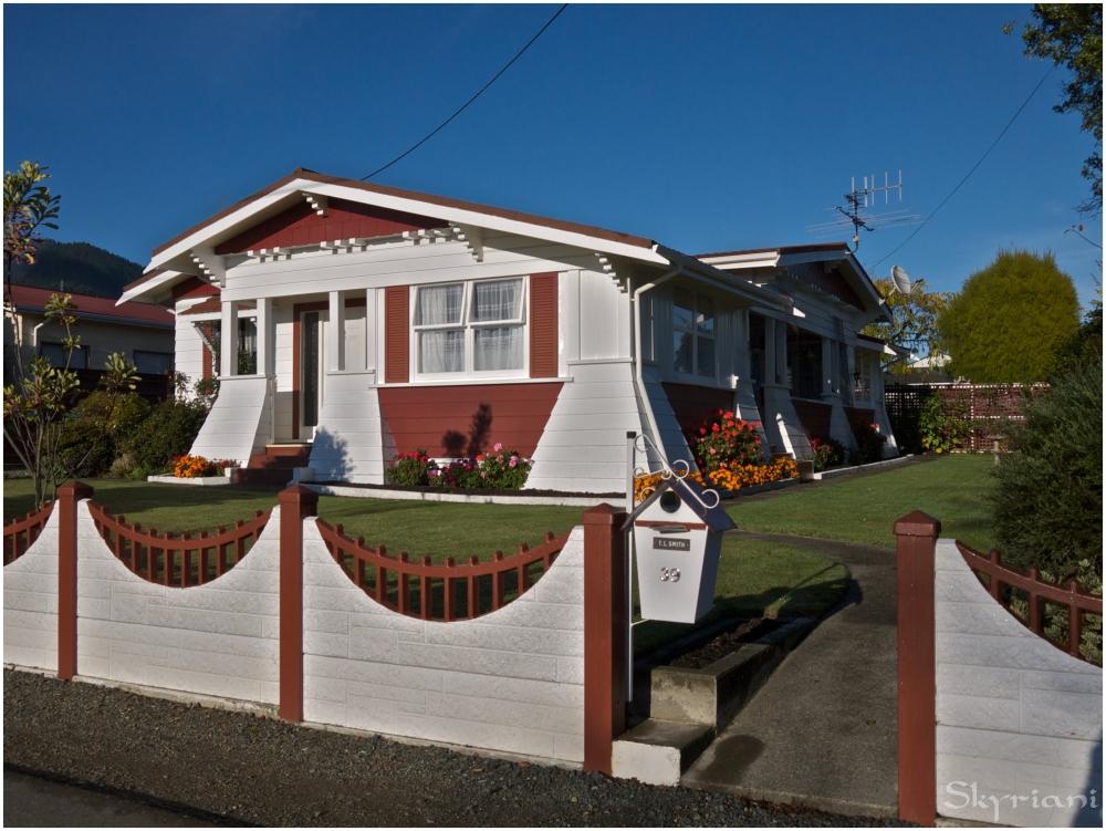 Kiwi cottage