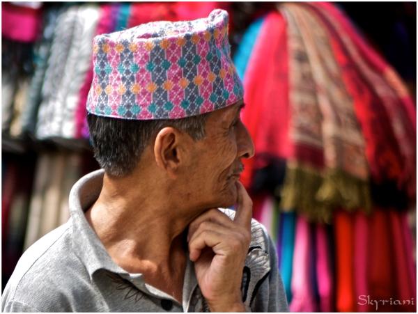 Kathmandu's people I