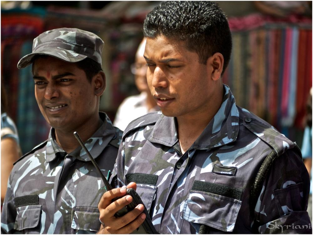 Kathmandu's people II