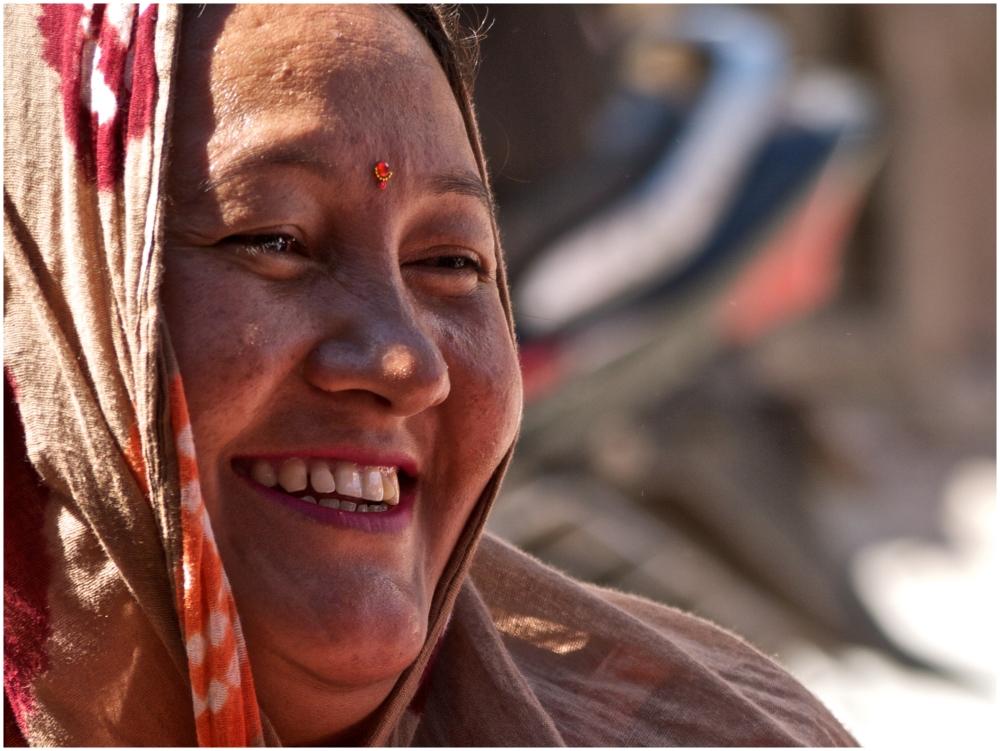 Kathmandu's people V