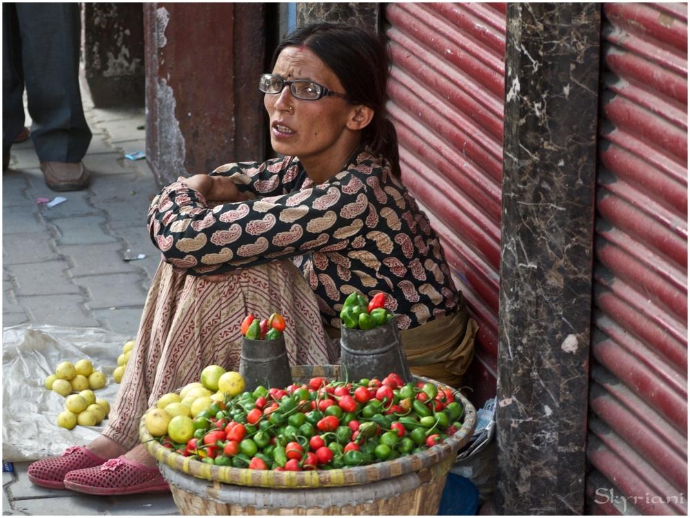 Kathmandu Chili  & Lime Vendor