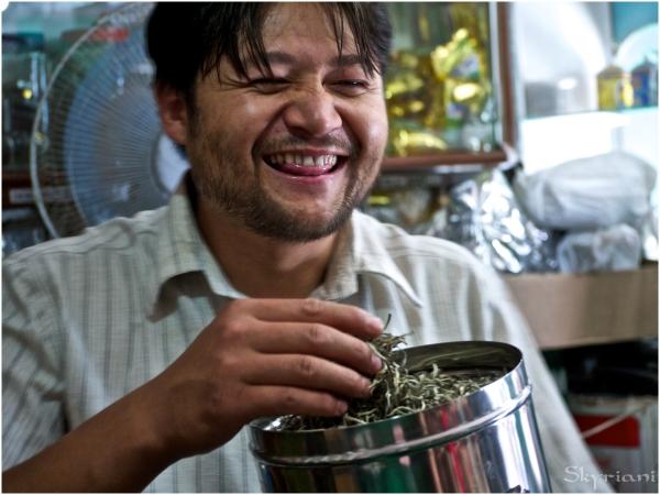 Navin Maharjan: Kathmandu Tea Vendor