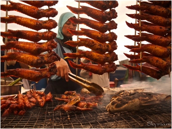 Grilled Wngs/Sayap Ayam
