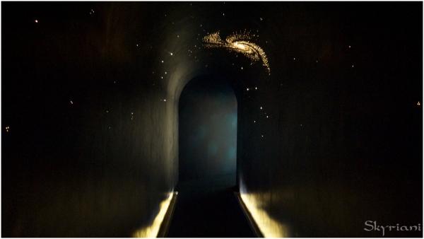 Passage through the universe