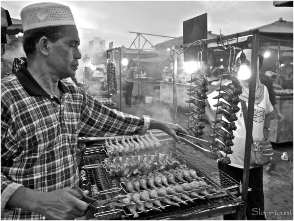 Chicken Wing Vendor