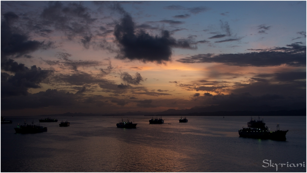 Suva Harbour