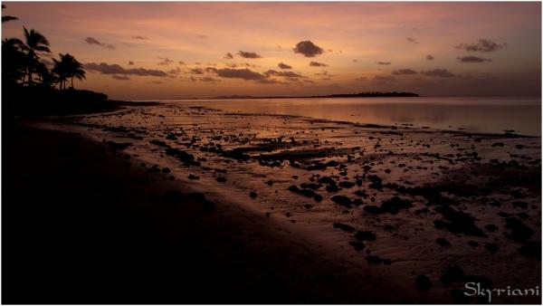 Fijian Sunset II