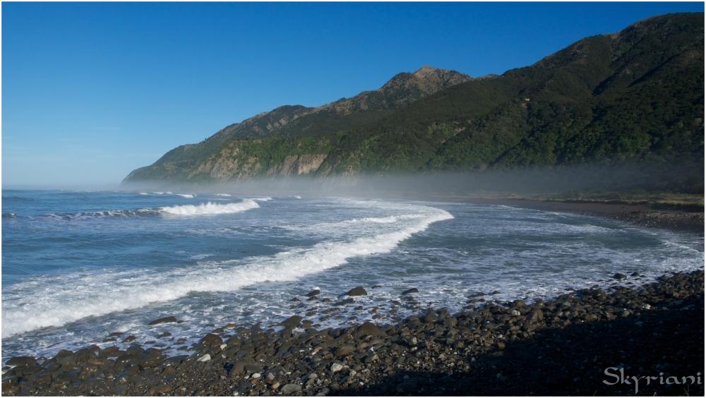 South Island Coast