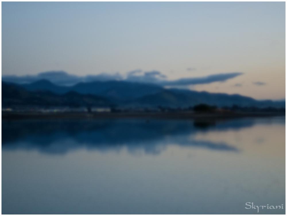 Tasman Bay Rorschach