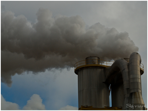 Industrial and natural cloud VI