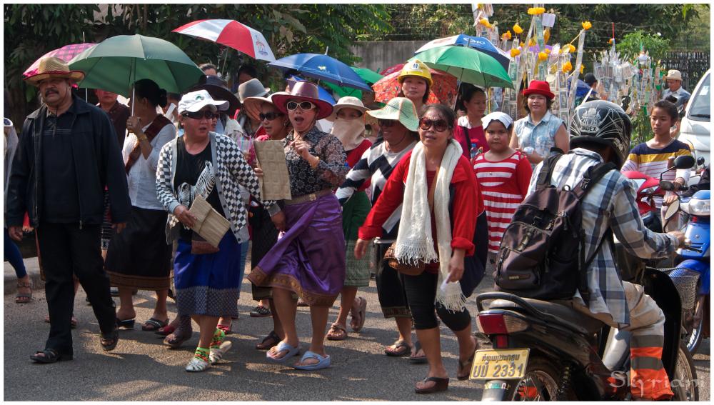 Street Revelers